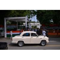 Logo of the podcast PSA rachète les voitures indiennes Ambassador