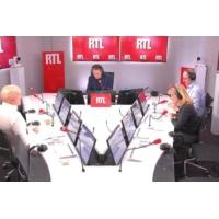 Logo of the podcast RTL Monde du 16 avril 2019