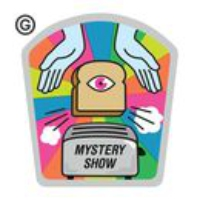 Logo of the podcast Mystery Show Trailer