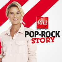 Logo of the podcast La Pop-Rock Story de Peter Gabriel  (09/16/19)