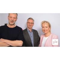 Logo du podcast Roman Schatzin Maamme-kirja: Syöpä on joka kolmannen suomalaisen sairaus