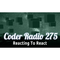Logo of the podcast Reacting To React | CR 275