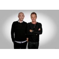"""Logo du podcast Sting dans """"Clap Hands"""" présenté par Gaëtan Roussel"""