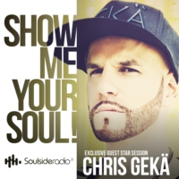 Logo of the podcast SOULSIDE Radio presents CHRIS GEKA // Exclusive Guest Mix Session // 10.2016