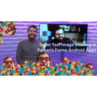 Logo of the podcast Super Fast Image Loading for Android Apps with GlideX | The Xamarin Show