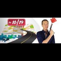 Logo de l'émission Le 16/19