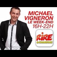 Logo of animator Michaël Vigneron