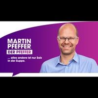 Logo de l'animateur Martin Pfeffer