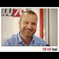 Logo of animator Axel