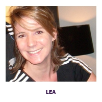 Logo of animator Léa