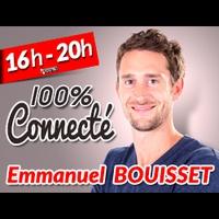 Logo of animator Emmanuel Bouisset