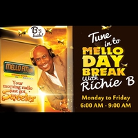 Logo of show MELLO DAY BREAK