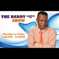 Logo de l'émission THE BARRY G SHOW