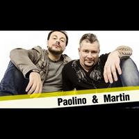Logo de l'animateur con Paolino e Martin
