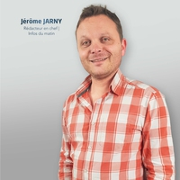 Logo of animator Jérome Jarny