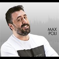 Logo de l'animateur Max Poli