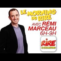 Logo de l'animateur Rémi Marceau