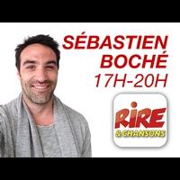 Logo de l'animateur Sébastien Boché