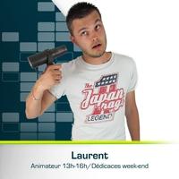 Logo of animator Laurent
