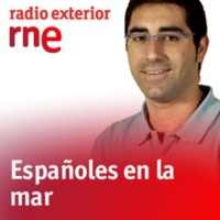 Logo of the podcast Españoles en la mar - El voto de los marineros embarcados