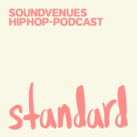 Logo du podcast Standard – Soundvenues hiphop-podcast