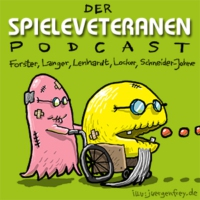Logo of the podcast Spieleveteranen