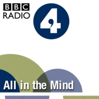 Logo of the podcast All in the Mind Awards Ceremony from Wellcome Collection in London