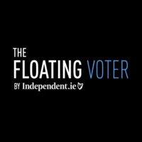 "Logo of the podcast Former Tánaiste Frances Fitzgerald a victim of ""fake news"" and was not given due process"