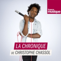 Logo of the podcast La chronique de Christophe Chassol du jeudi 22 février 2018