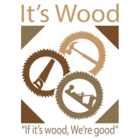 Logo of the podcast It's Wood - A show about all things woodworking
