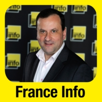 Logo of the podcast franceinfo - Tout info tout éco
