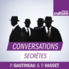 Logo of the podcast Conversations secrètes, le monde des espions