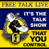 Logo of the podcast Free Talk Live 2017-02-12