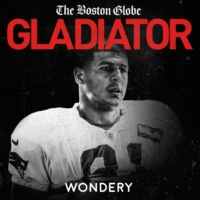 Logo of the podcast Gladiator: Aaron Hernandez and Football Inc.
