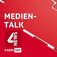 Logo of the podcast SRF 4 News Medientalk - 27.08.2016