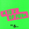Logo of the podcast A to Z of Punk on 6 Music