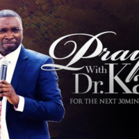 Logo of the podcast #PrayWithDrKay