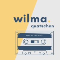 Logo of the podcast wilma. quatschen