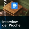Logo of the podcast Interview der Woche - Deutschlandfunk