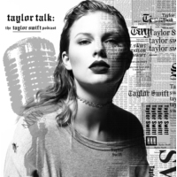 Logo of the podcast Taylor Talk: The Taylor Swift Podcast