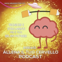 Logo of the podcast A51 Allena il tuo cervello Podcast