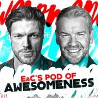 Logo of the podcast E 's Pod of Awesomeness