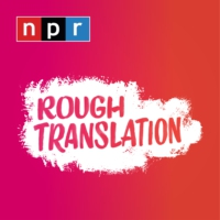 Logo of the podcast Rough Translation Presents: Throughline