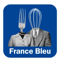 Logo of the podcast France Bleu - On cuisine ensemble en Lorraine