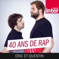 Logo du podcast 40 ans de rap français