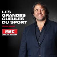 Logo of the podcast RMC : 11/12 - Les Grandes Gueules du Sport en direct des Menuires - 12h-13h