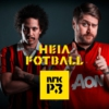 Logo of the podcast Heia Fotball