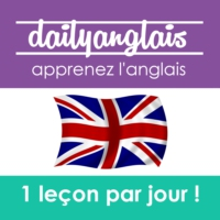 Logo of the podcast Apprendre l'anglais avec DailyAnglais