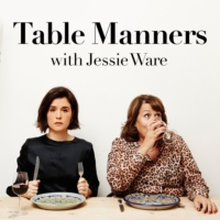 Logo of the podcast Table Manners with Jessie Ware