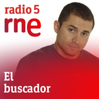 Logo of the podcast El buscador de R5 - Warner Bross - 21/07/16
